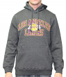 "Los Angeles Lakers Mitchell & Ness NBA ""Playoff Win"" Pullover Hooded Sweatshirt"