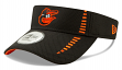 "Baltimore Orioles New Era MLB ""Speed DE"" Performance Adjustable Visor"