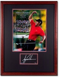 Autographed Golf Items