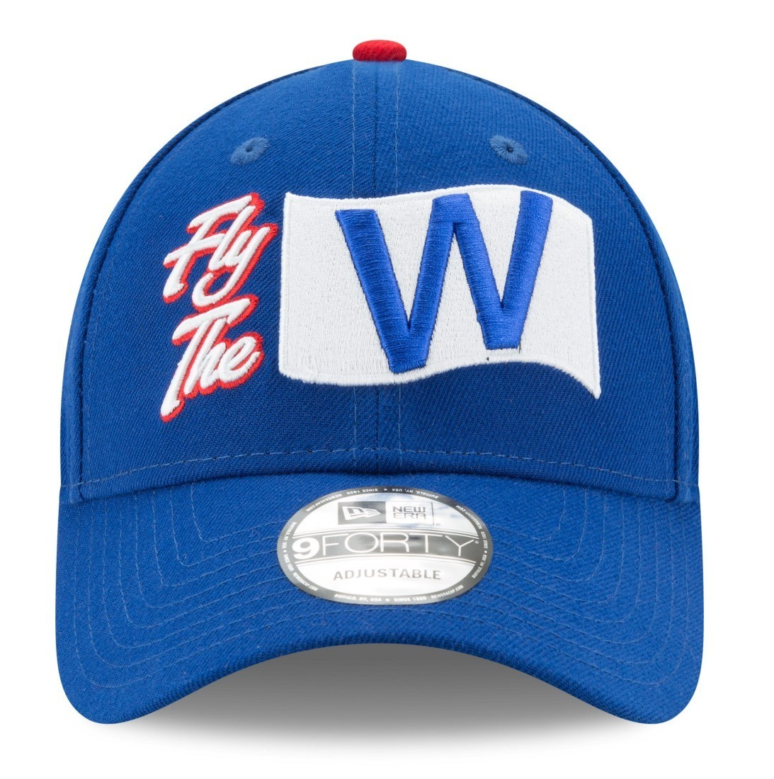 Buy Chicago Cubs New Era MLB 9Forty 2016 World Series Champions