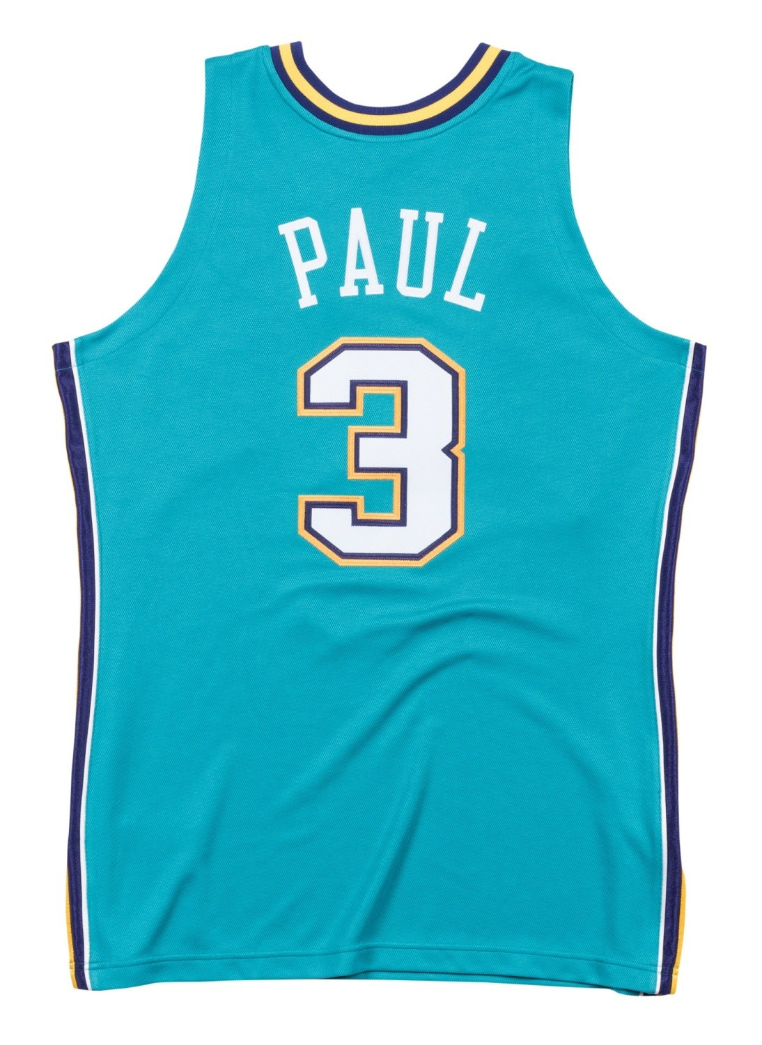 the latest 5afeb 7456c Chris Paul New Orleans Hornets Mitchell & Ness Authentic 2005-06 Road NBA  Jersey