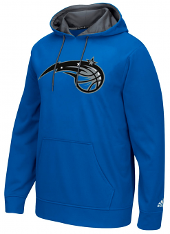 "Orlando Magic Adidas 2016 NBA ""Playbook"" Men's Hooded Sweatshirt"