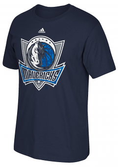 "Dallas Mavericks Adidas NBA ""Cut The Net"" Premium Print S/S Men's T-Shirt"