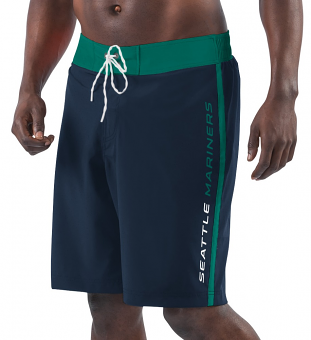 "Seattle Mariners MLB G-III ""Endurance"" Men's Boardshorts Swim Trunks"