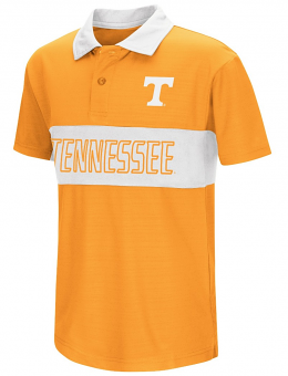 "Tennessee Volunteers NCAA ""Setter"" Youth Performance Polo Shirt"