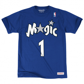"Tracy McGrady Orlando Magic Mitchell & Ness NBA Men's ""Player"" S/S T-Shirt"