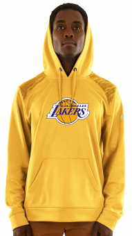 "Los Angeles Lakers Majestic NBA ""Armor 3"" Men's Pullover Hooded Sweatshirt"