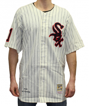 Luis Aparicio Chicago White Sox Mitchell & Ness Authentic 1959 Jersey - 2XL/52