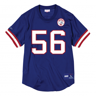 "Lawrence Taylor New York Giants Mitchell & Ness NFL Men's ""Mesh"" Player Shirt"