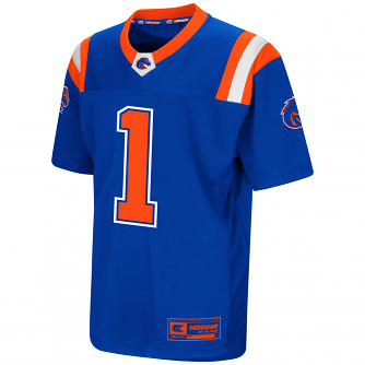 """Boise State Broncos NCAA """"Double Reverse Play """" Youth Football Jersey"""