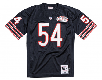 Brian Urlacher Chicago Bears NFL Mitchell & Ness Authentic 2001 Jersey
