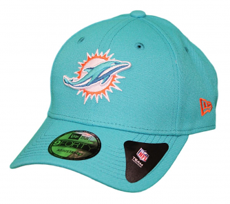 Miami Dolphins New Era 9Forty NFL The League Adjustable Hat