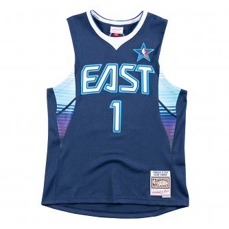 Allen Iverson 2009 All-Star East Mitchell & Ness NBA Swingman Jersey