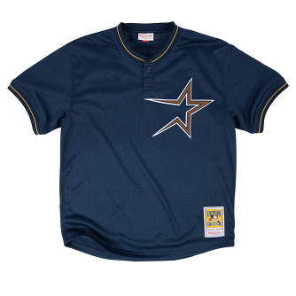 Craig Biggio Houston Astros Mitchell & Ness Men's Authentic 1997 BP Jersey