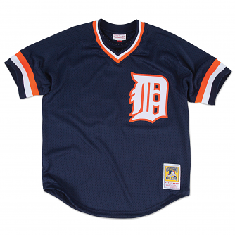 Kirk Gibson Detroit Tigers Mitchell & Ness Men's Authentic 1984 BP Jersey