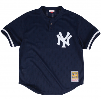 Mariano Rivera New York Yankees Mitchell & Ness Men's Authentic 1995 BP Jersey