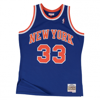 Patrick Ewing New York Knicks Mitchell & Ness Youth Throwback Swingman Jersey