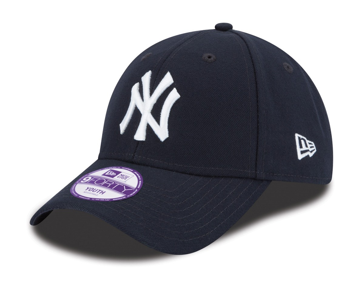 d27f7921c741e4 Details about New York Yankees New Era Youth MLB 9Forty