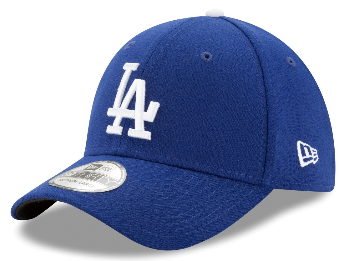 competitive price ef3b9 4d204 Details about Los Angeles Dodgers New Era MLB 39THIRTY Team Classic Flex  Fit Hat