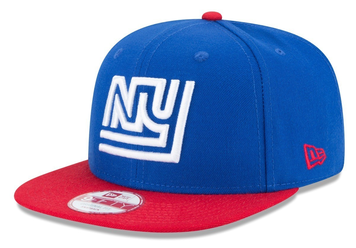 d02c79b7f5884c New York Giants New Era 9FIFTY NFL Historic Baycik Snapback Hat | eBay