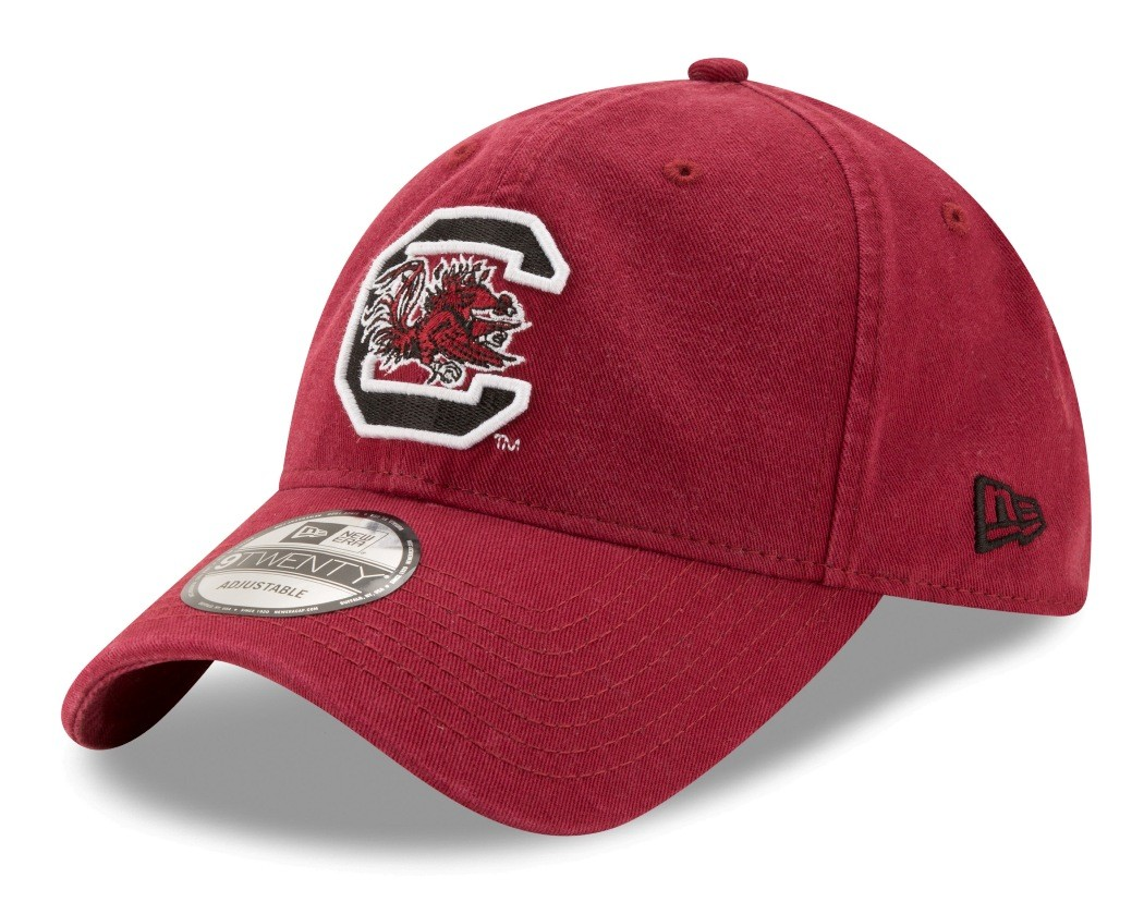 South Carolina Gamecocks New Era 9Twenty NCAA Core Classic Adjustable Hat c20202eac53b