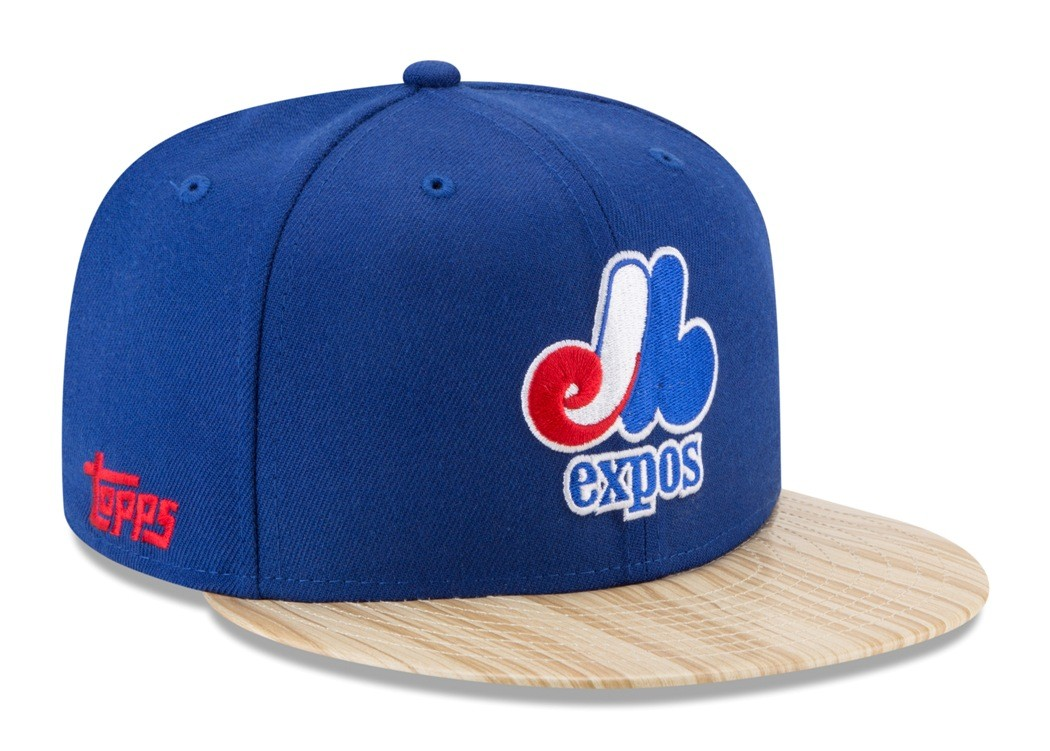 83e56b6d0f2 Montreal Expos New Era 9FIFTY MLB Cooperstown