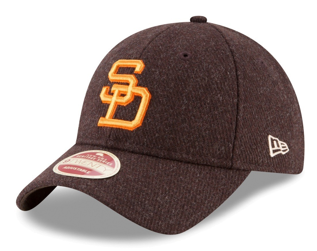 info for 252e9 3150f ... 59fifty cap 5809e closeout san diego padres new era 9twenty cooperstown  team front adjustable hat 1984 74cfe 1f1c5 ...