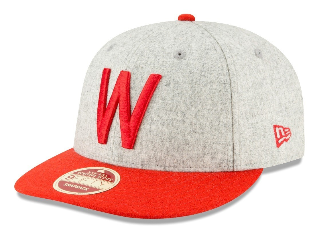 huge discount aa097 349e3 Details about Washington Senators New Era 9FIFTY MLB Cooperstown
