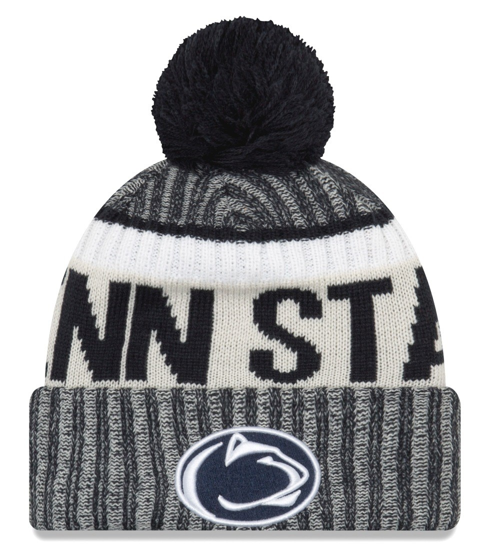 ... spain penn state nittany lions new era ncaa ne17 sport knit hat with pom  05ba3 73bb7 1477ed9ddc28
