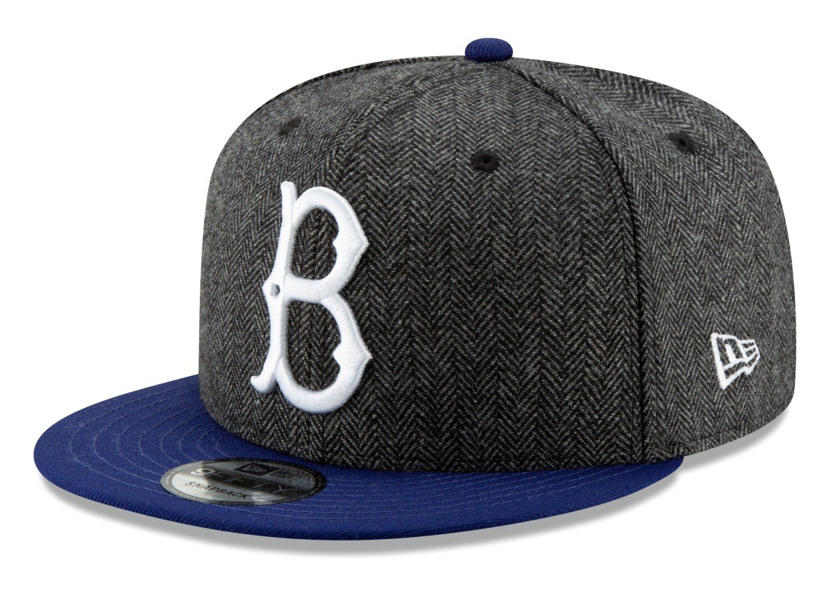 109bc26ef Details about Brooklyn Dodgers New Era 9FIFTY MLB Cooperstown