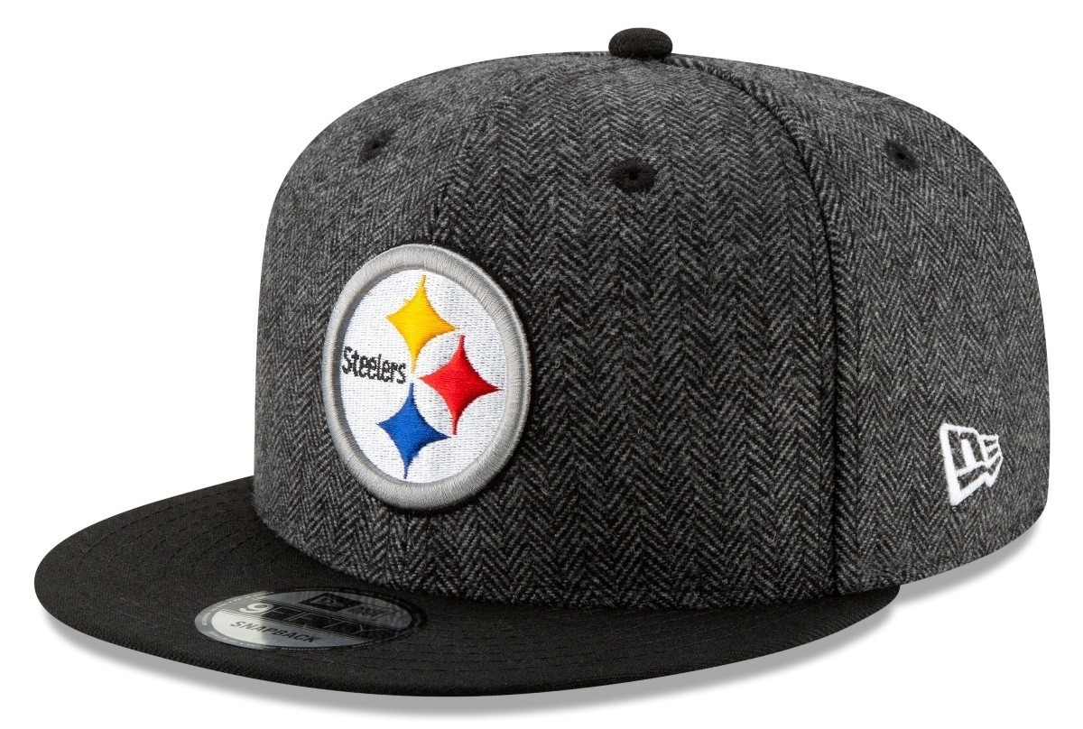 best service 07ee0 b2a22 Details about Pittsburgh Steelers New Era 9FIFTY NFL