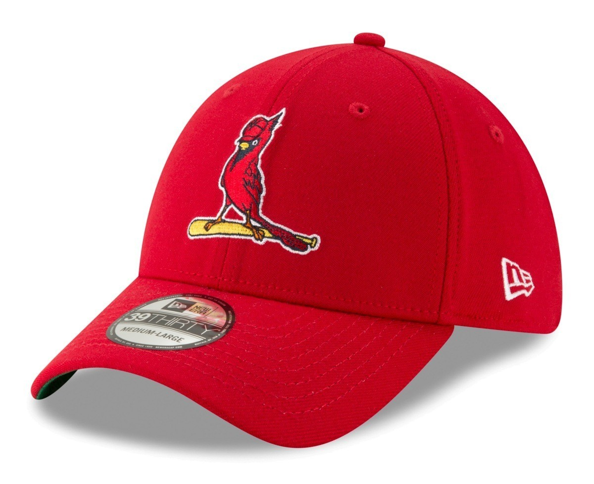 1a82f8659 Details about St. Louis Cardinals New Era 39THIRTY MLB Cooperstown