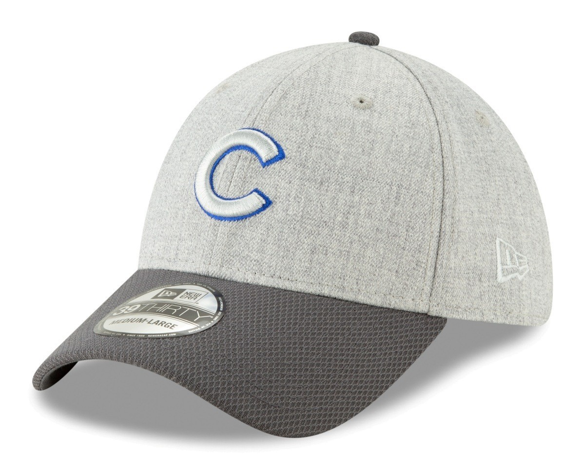 new arrival 29c5c cb8f2 Details about Chicago Cubs New Era MLB 39THIRTY