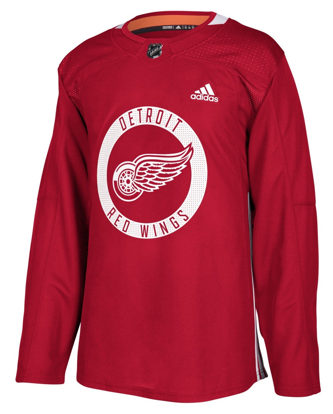 Buy Detroit Red Wings Adidas NHL Men s Climalite Authentic Practice ... 32f571a54
