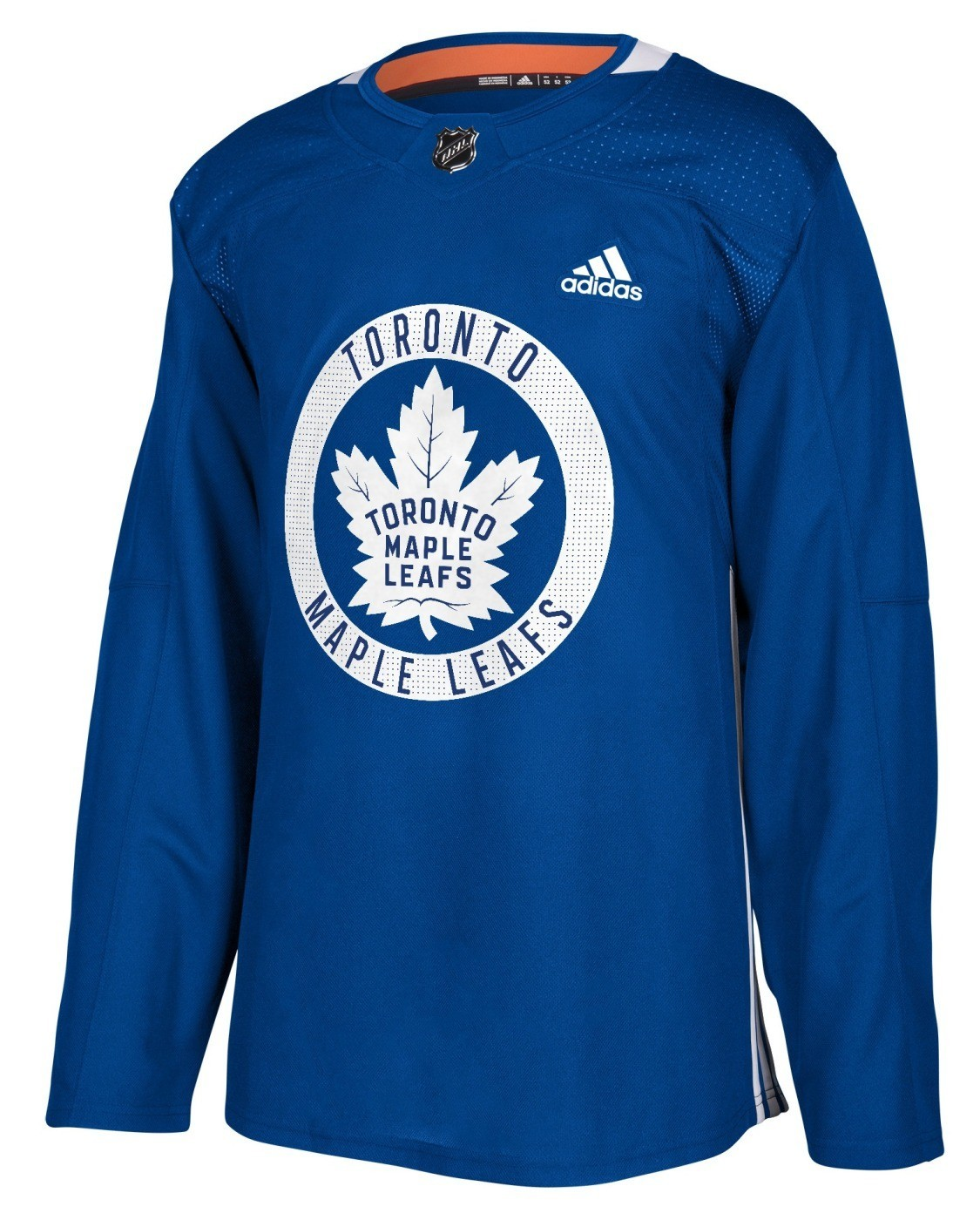Adidas Toronto Maple Leafs Authentic Pro Climalite Hoodie