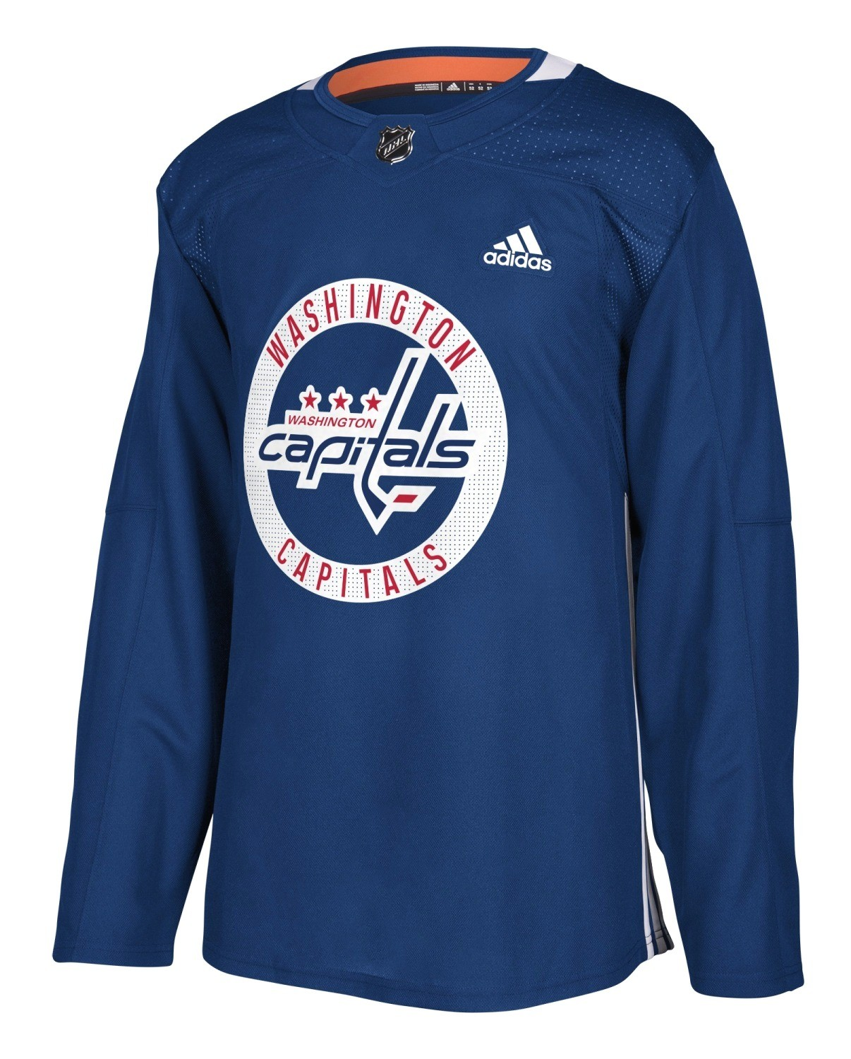 Details about Washington Capitals Adidas NHL Men s Climalite Authentic  Practice Jersey - Away 51f12b2d7