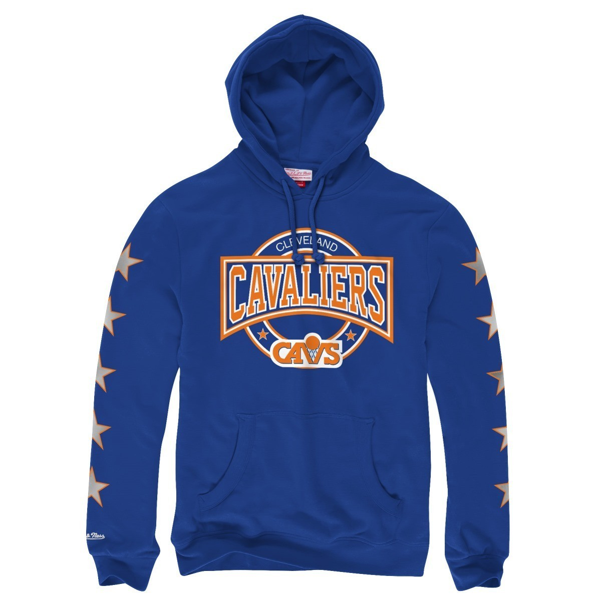 "Cleveland Cavaliers Mitchell & Ness NBA ""To The Wire"" Pullover Hooded Sweatshirt"