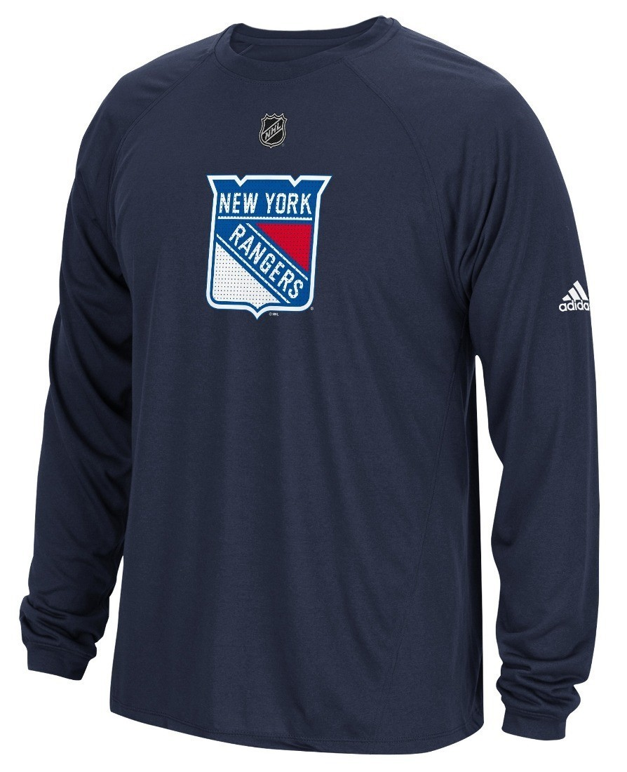 New York Rangers Adidas NHL