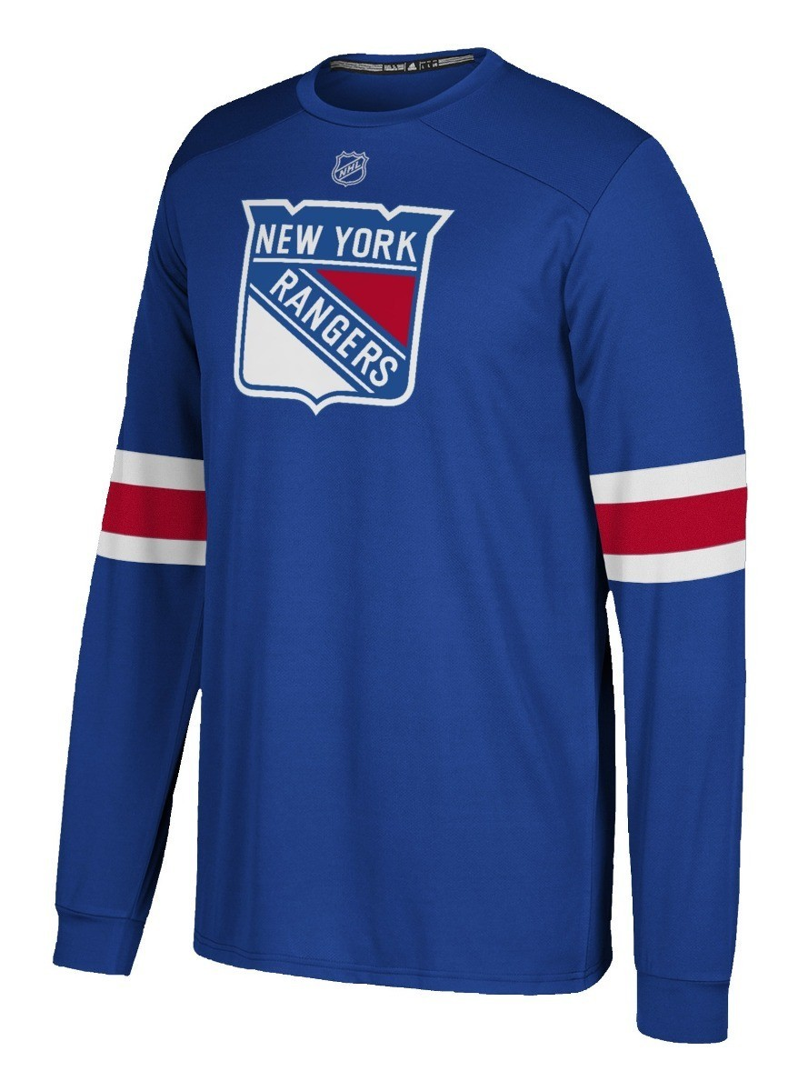 Details about New York Rangers Adidas NHL