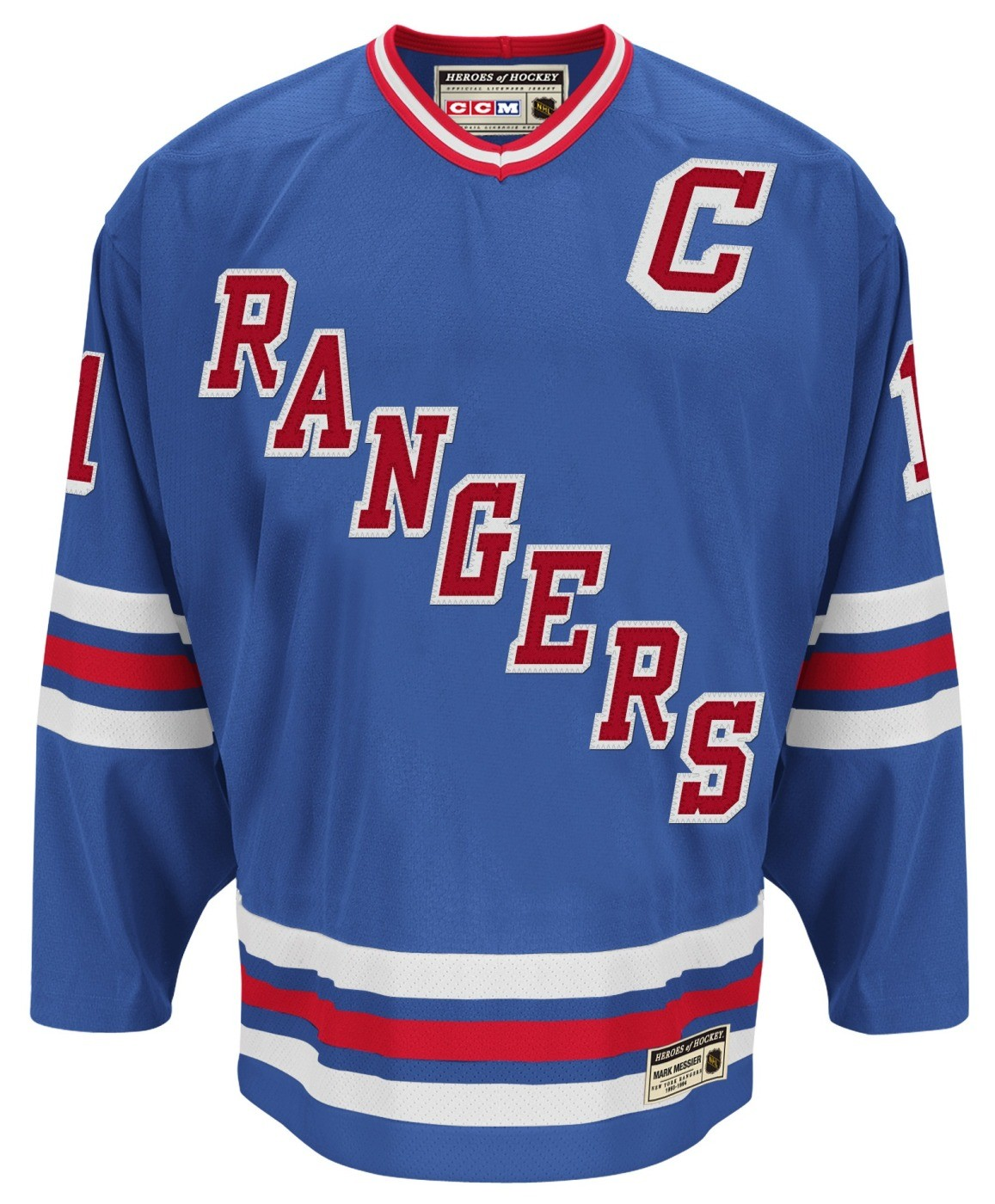 0c0f43ac6 Mark Messier New York Rangers CCM