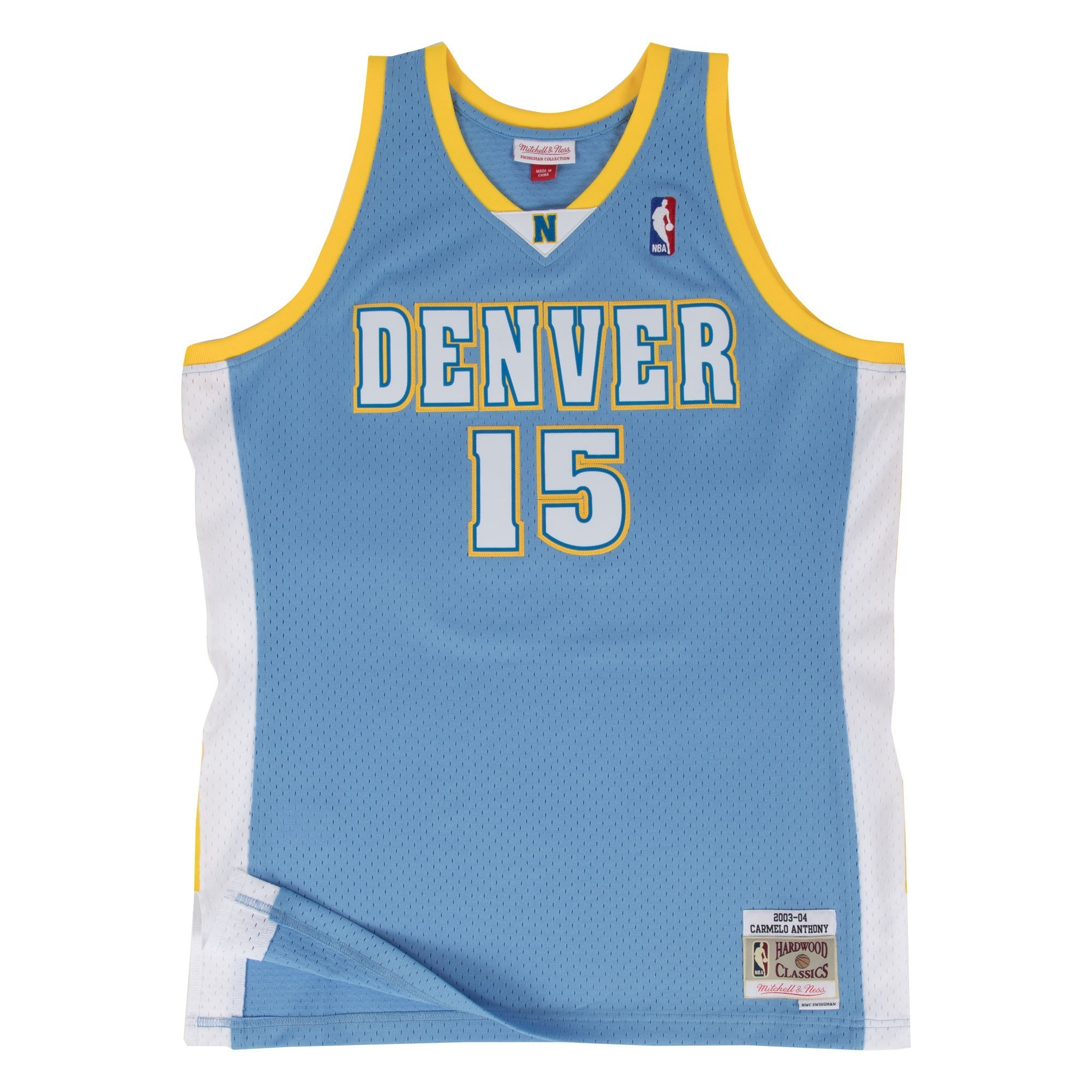 Carmelo Anthony Denver Nuggets Mitchell & Ness NBA