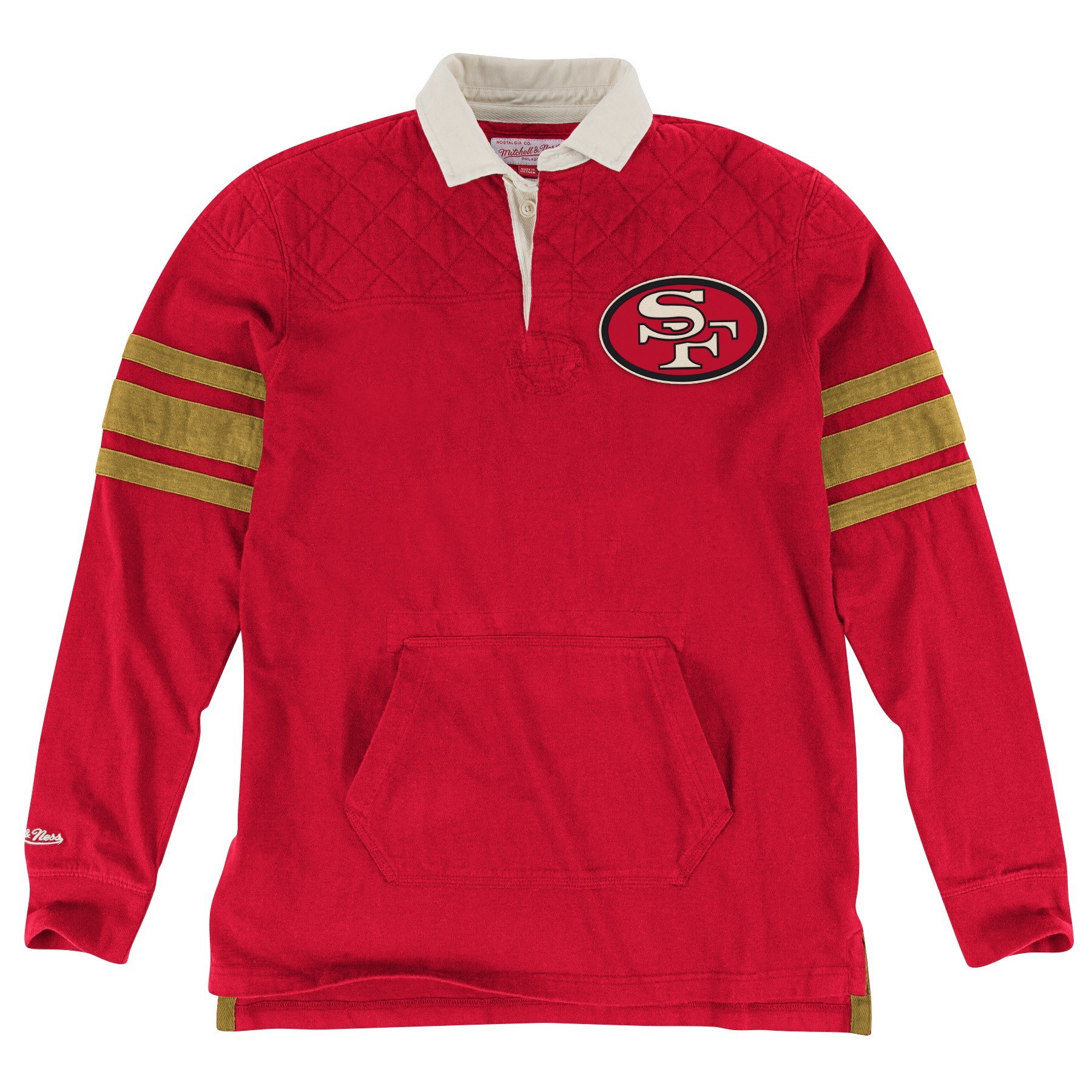 San Francisco 49ers Mitchell & Ness NFL Premium Long