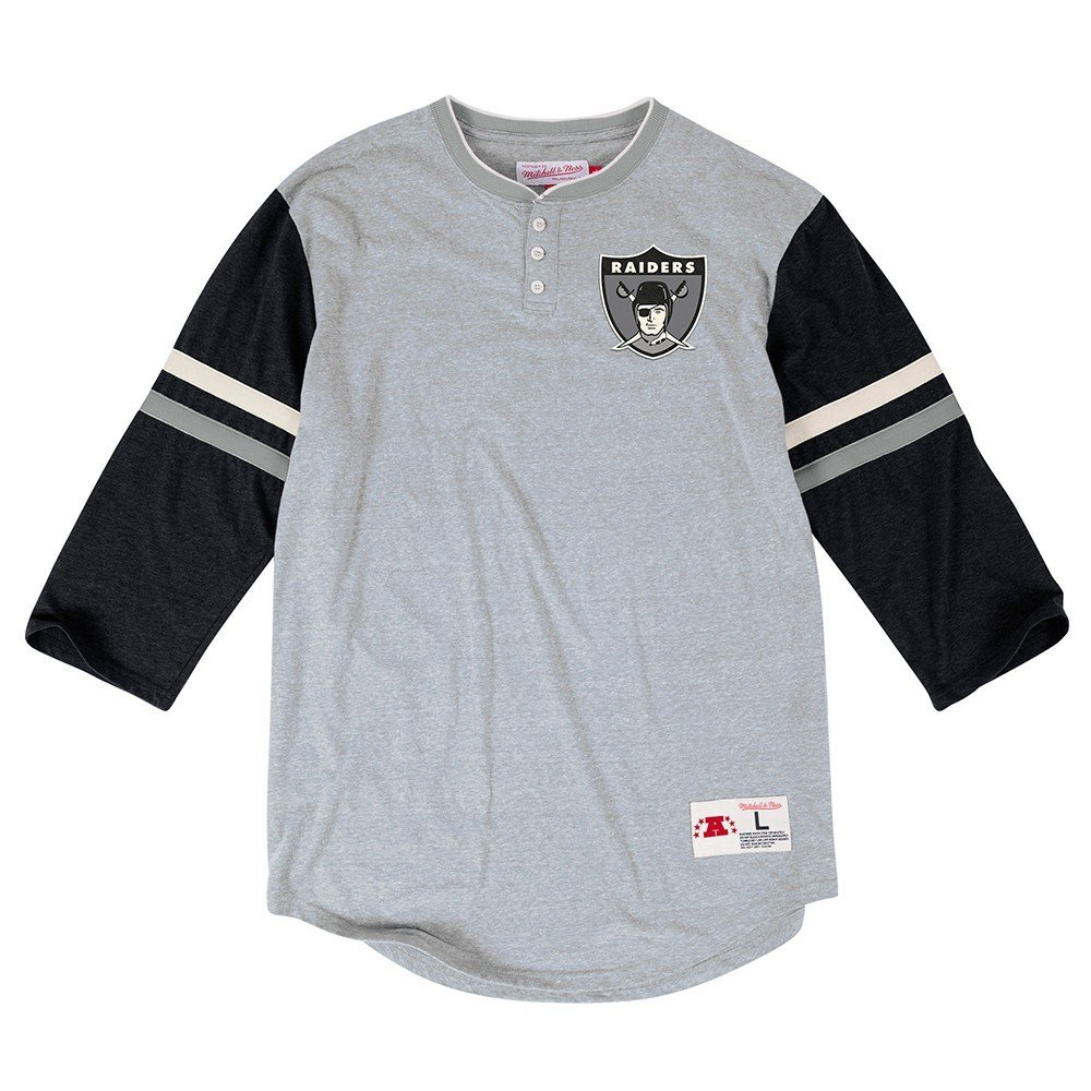 save off 035e9 326b1 Details about Oakland Raiders Mitchell & Ness NFL