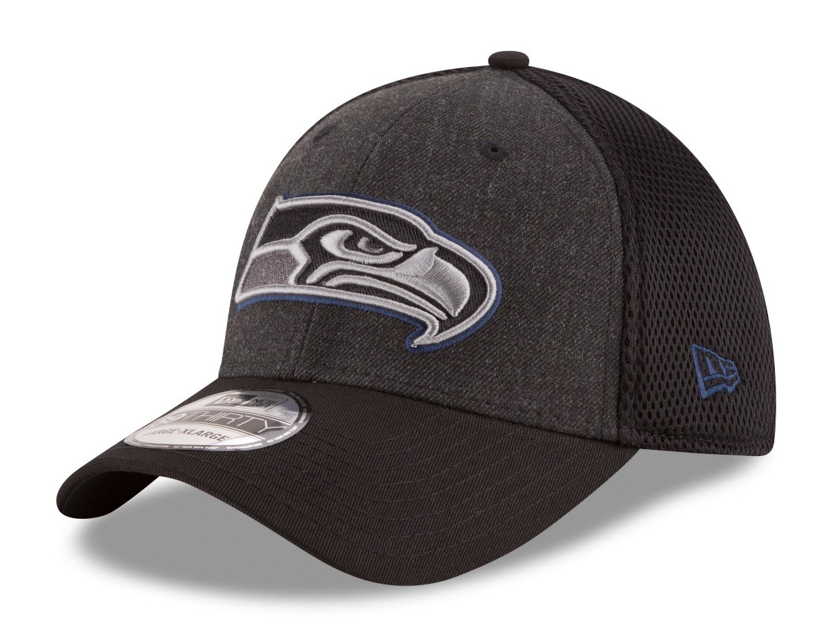 factory authentic 81dc9 628da Seattle Seahawks New Era NFL 39THIRTY