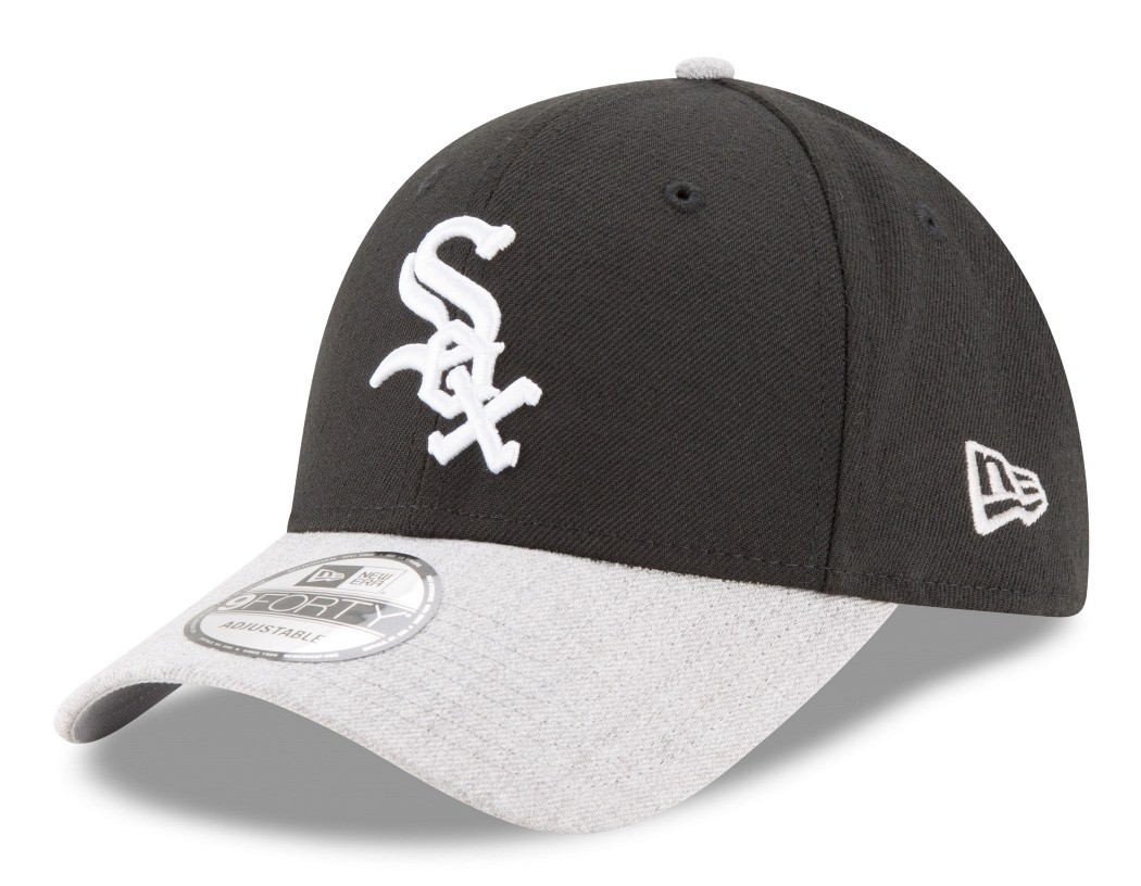 brand new c4eb6 49347 ... sweden chicago white sox new era 9forty mlb the league heather 2  adjustable hat 42c71 4f342