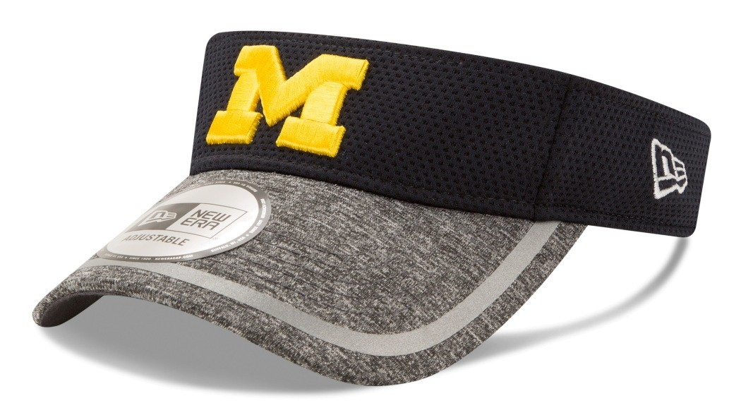 best sneakers a5ade bbe32 Details about Michigan Wolverines New Era NCAA