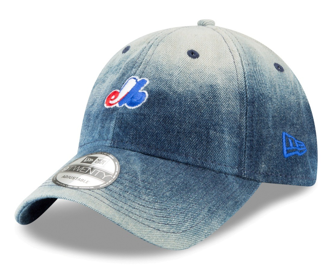 0b6514b10a1f53 Details about Montreal Expos New Era MLB 9Twenty Cooperstown