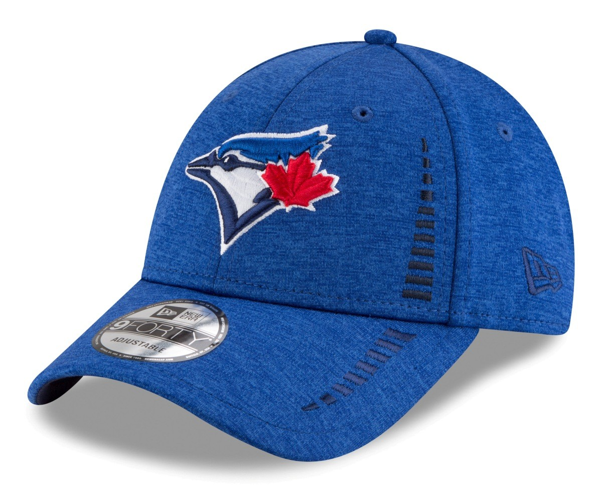uk availability cf868 f426d Toronto Blue Jays New Era 9Forty MLB
