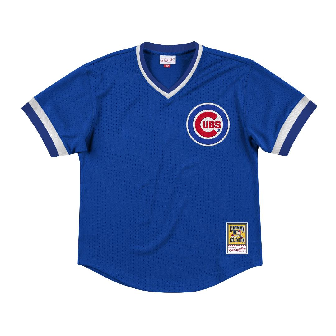 91f8f36f1 Details about Andre Dawson Chicago Cubs Mitchell & Ness Men's Authentic 1987  BP Jersey