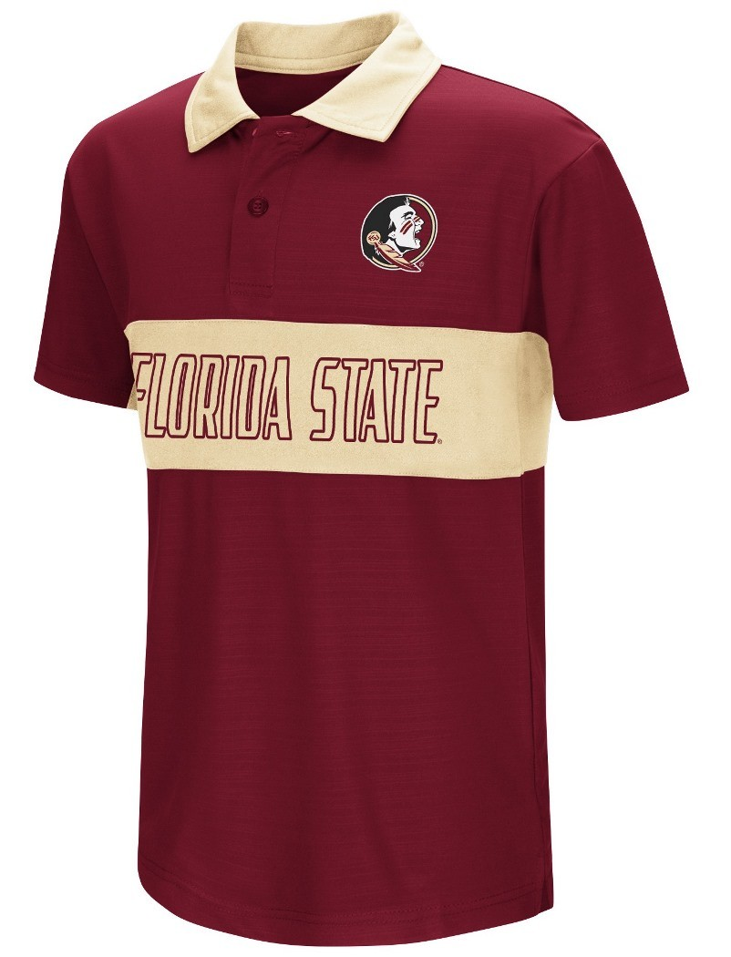 Florida state seminoles ncaa setter youth performance for Youth performance polo shirts